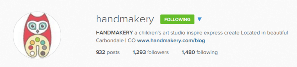 Follow handmakery & redtedart on instragam for fabulous creative inspiration