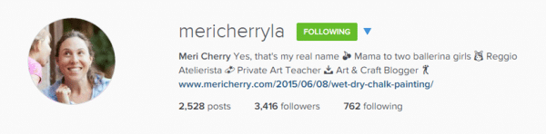 Follow mericherryla & redtedart on instragam for fabulous creative inspiration