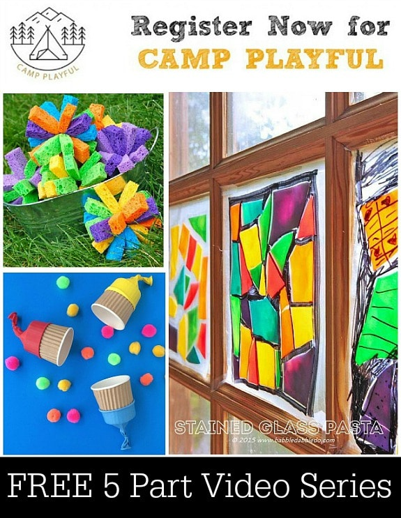 Summer Activities Ideas - FREE Summer Camp ideas right into your inbox