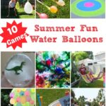 10 Fun Water Balloon Ideas