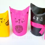 TP Roll Cat Gift Boxes