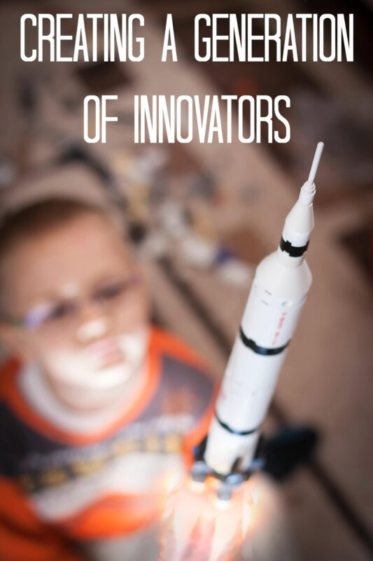 Creating a generation of Innovators
