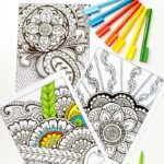 Colouring for Grown Ups – Dreams Matter