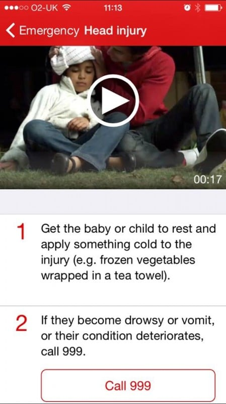 Baby and Child First Aid - FREE app - EVERY parent and carer should have this. Super handy in an emergency.. quick and easy to navigate giving your essential first aid advice. Download it today!