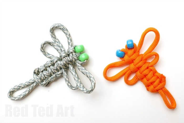 Paracord Crafts – Dragonfly