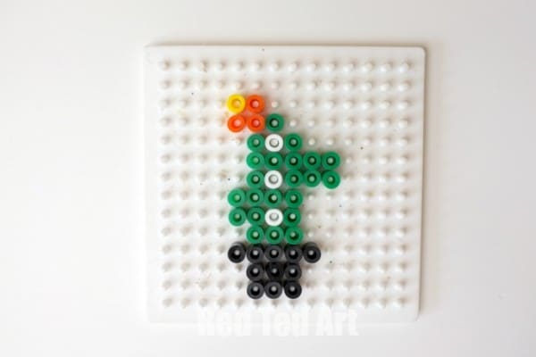 Succulent and Cactus Crafts - Melty Bead Jewellry
