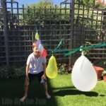 Summer Activities: Water Balloon Pinata