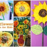 30+ Stunning Sunflower Crafts