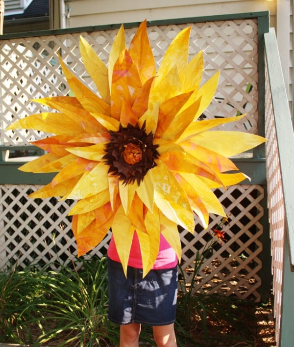 paper-sunflower-640