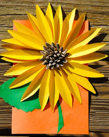 30 stunning sunflower crafts red ted art 39 s blog