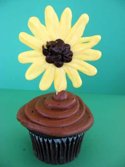 sunflower-cupcake-3