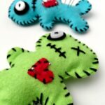 Voodoo Doll Pincushion How To – a Great Beginner's Sewing Project