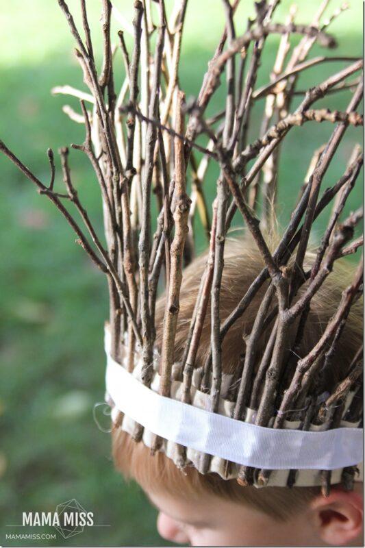 Nature Crafts 101 20 Stunning Crafts Using Items Found