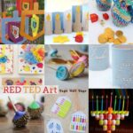 25 Hanukkah (Chanukah) Crafts – The Festival of Lights
