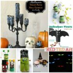 20 Halloween TP Roll Crafts