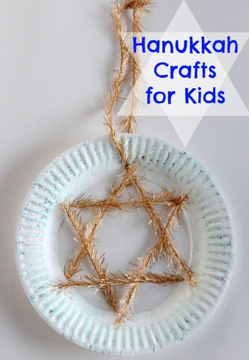 25 Hanukkah Chanukah Crafts The Festival Of Lights
