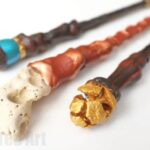 Harry Potter Craft – Magic Wands