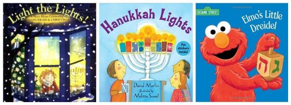 hanukkah books for children