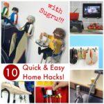 10 Amazing Home Hacks with Sugru
