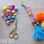 Colourful Purse Charms (Zipper Pulls)