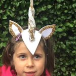 DIY Unicorn Horn & Costume Idea for Halloween