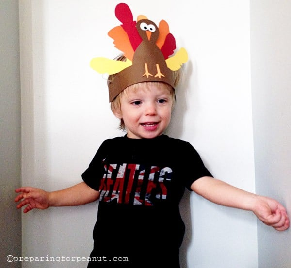 TurkeyHeadbandDance