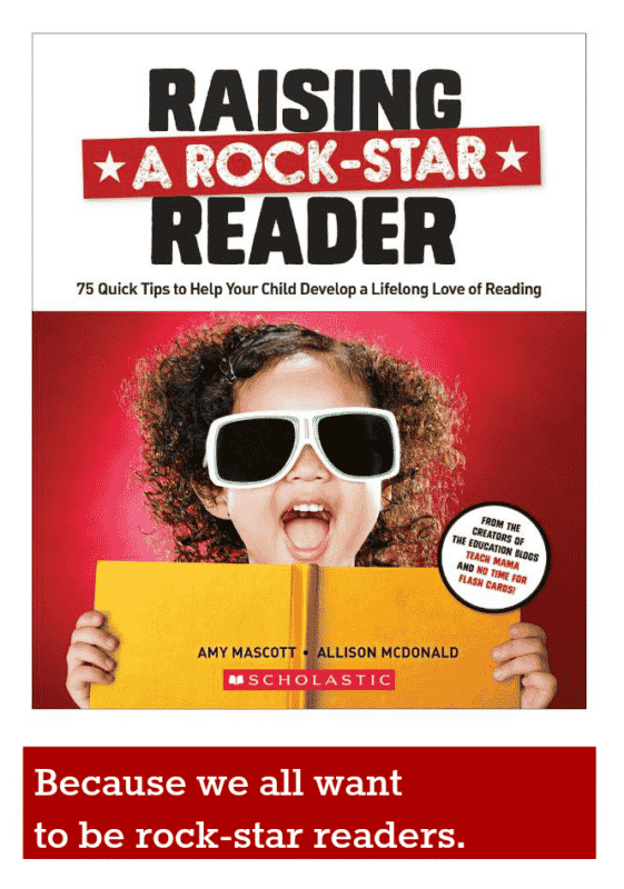 raising rock star readers