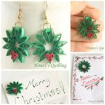 Introduction to Paper Quilling: Christmas Wreath