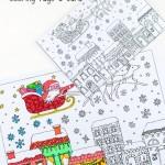 Santa Coloring pages Santa Craft For Kids. Santa Craft For Kids #Santa #Santacrafts #santadiy #santadiys #crafts #craftsforkids #Christmas #fatherchristmas