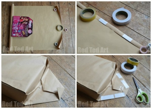 Gift Wrapping - Share the Magic of Giving
