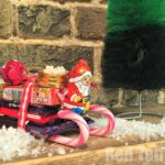 Santa Candy Sleighs (by Ellyn's Place)