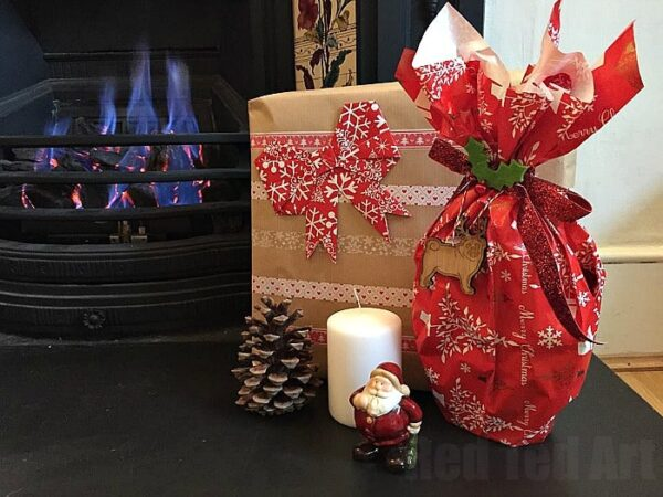 Simple Gift Wrapping Ideas - Share the Magic of Giving