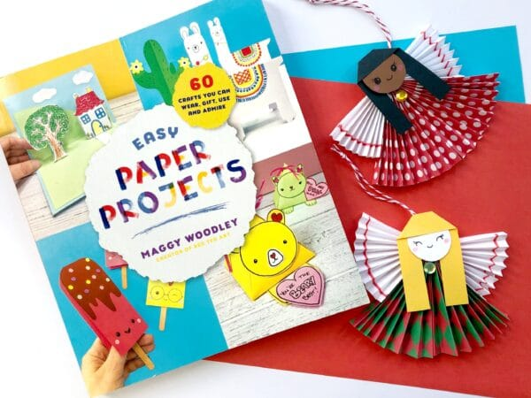 Paper projects book
