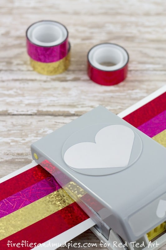 DIY 3D Heart Card for Valentines or Wedding Cards