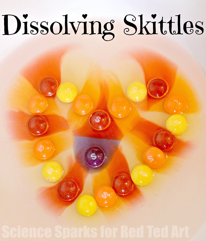 Dissolving Skittles2 - Red Ted Art's Blog - photo#39