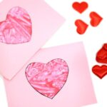 Easy Toddler Valentines Day Cards - these are so easy to make and look adorable (1)