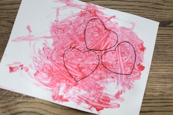 Easy Toddler Valentines Day Cards - these are so easy to make and look adorable (5)