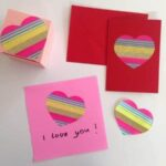 How to make Washi Tape DIY Stickers - such a fun way to create your own designs