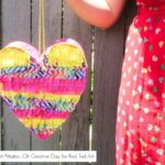 How to make a DIY Pinata Heart. Simply stunning!