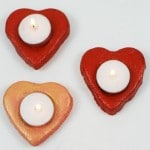 Salt-dough-tea-light-holders-