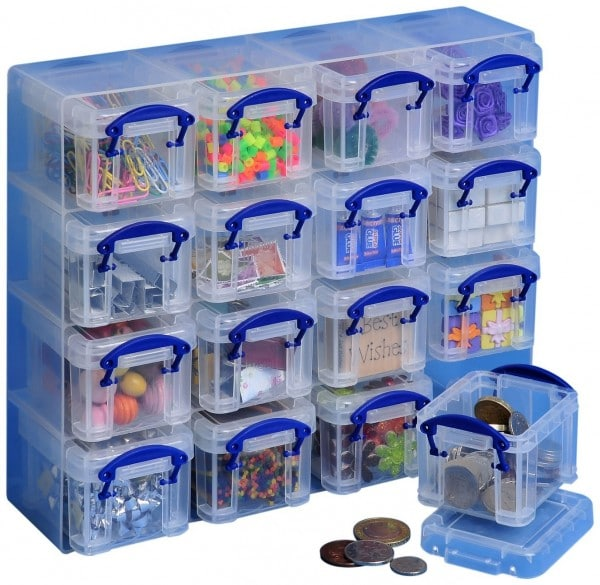 best perler bead storage solution