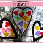 stained glass crafts for kids