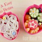 Easy Bento Box