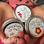 Easy DIY Lip Balm for Kids (Flavoured)