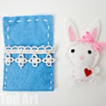 Cute Felt Softies – Bunny