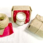 DIY Mother's Day Gift: Scented Candle & Gift Box