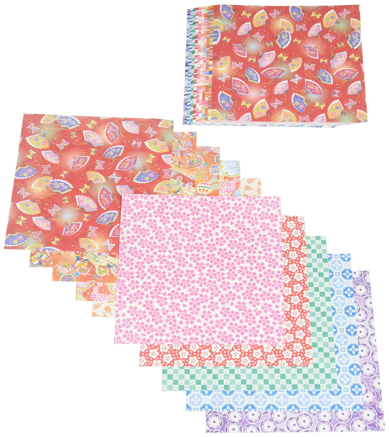 washi origami paper - Red Ted Art's Blog - photo#48