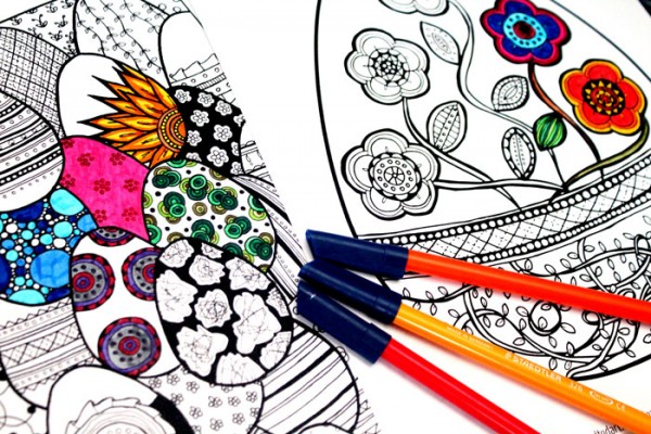 easter egg coloring pages for grown ups (2)