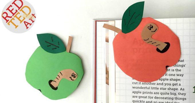Apple Bookmark Corner
