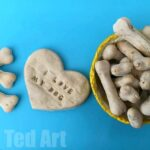 Homemade Dog Biscuit Recipe